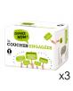 102 Couches Éco Taille 1/2-5kg - 3x34pcs